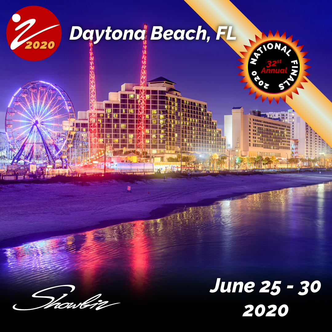 2020 Showbiz Daytona Beach Nationals Event