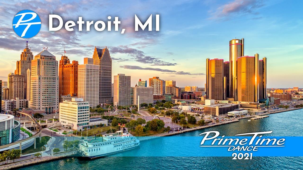 2021 PrimeTime Detroit, MI Event