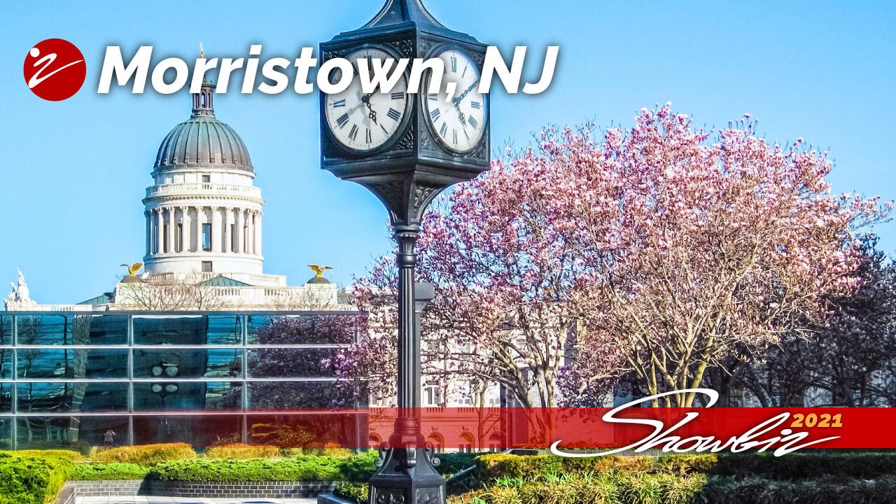 Showbiz 2021 Morristown, NJ Event