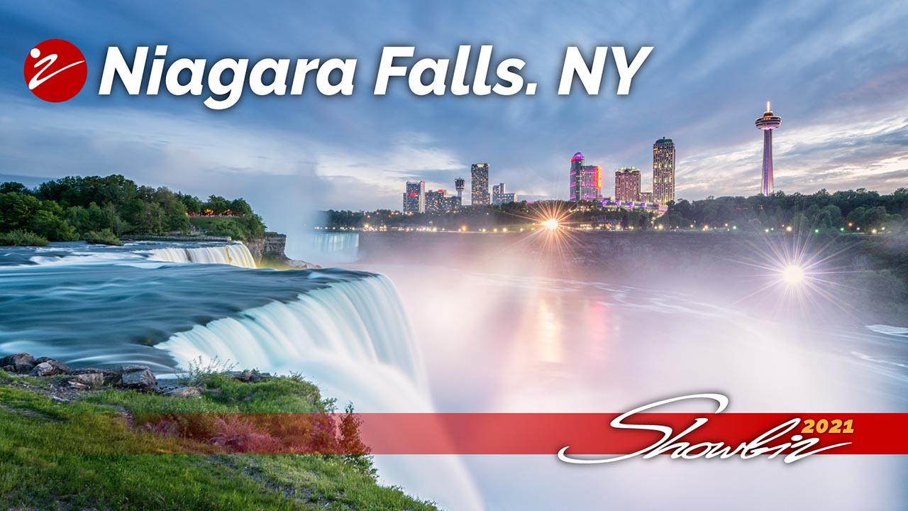 Showbiz 2021 Niagara Falls, NY Event