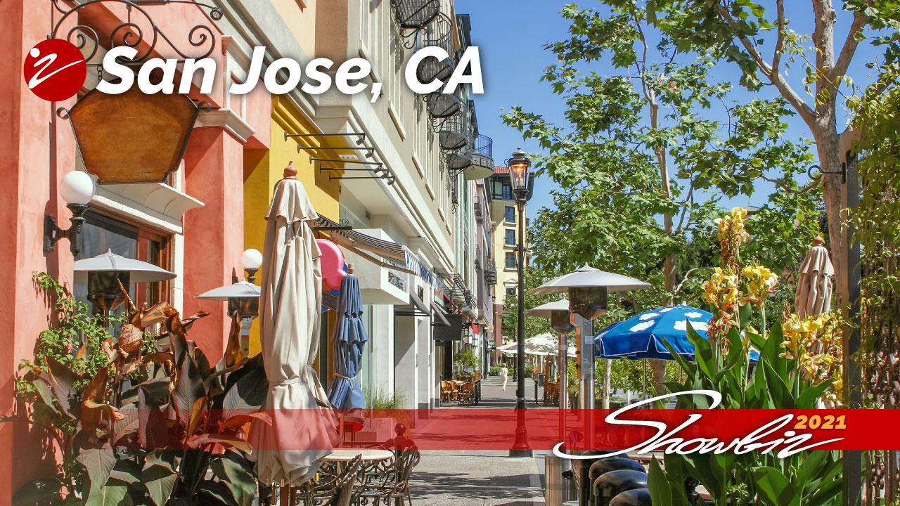 Showbiz 2021 San Jose, CA Event