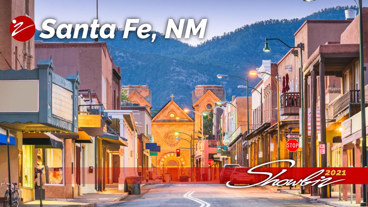 Showbiz 2021 Santa Fe, Nm Event