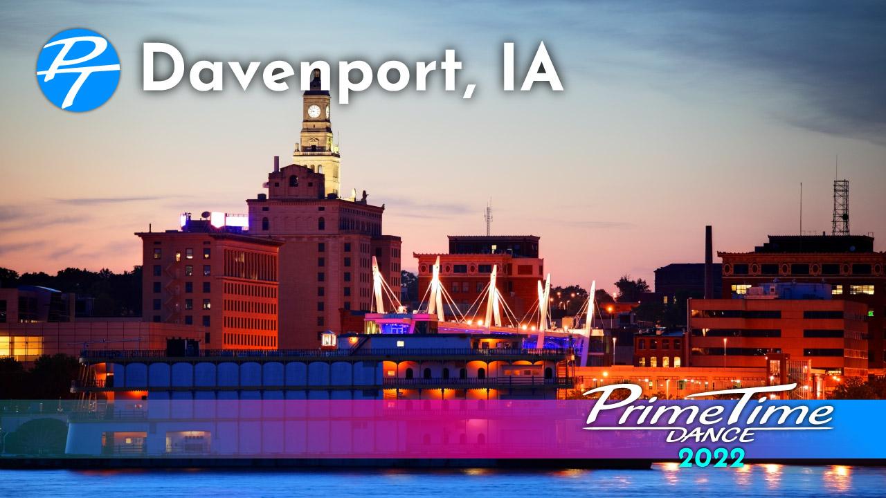 2022 PrimeTime Davenport, IA Event