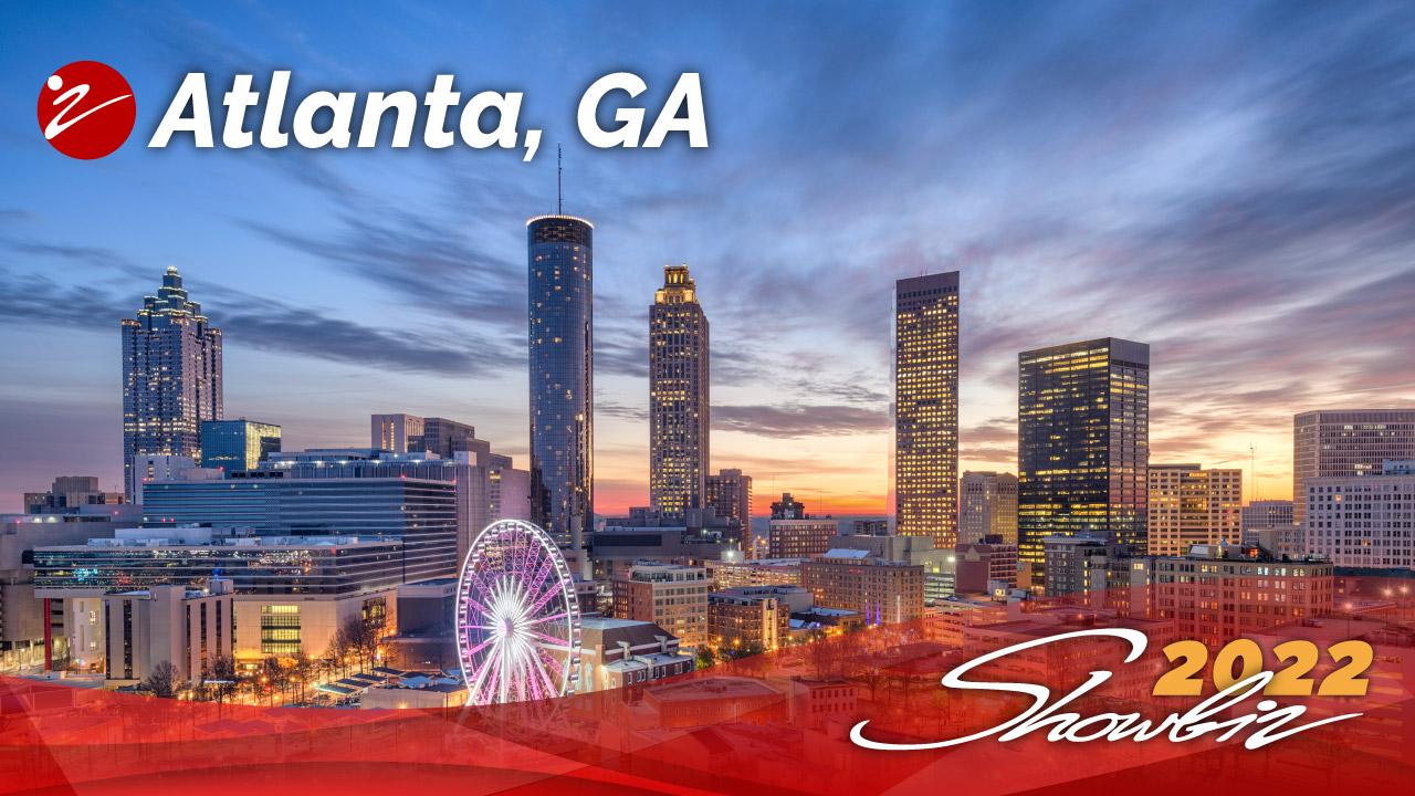 Showbiz 2022 Atlanta, GA Event
