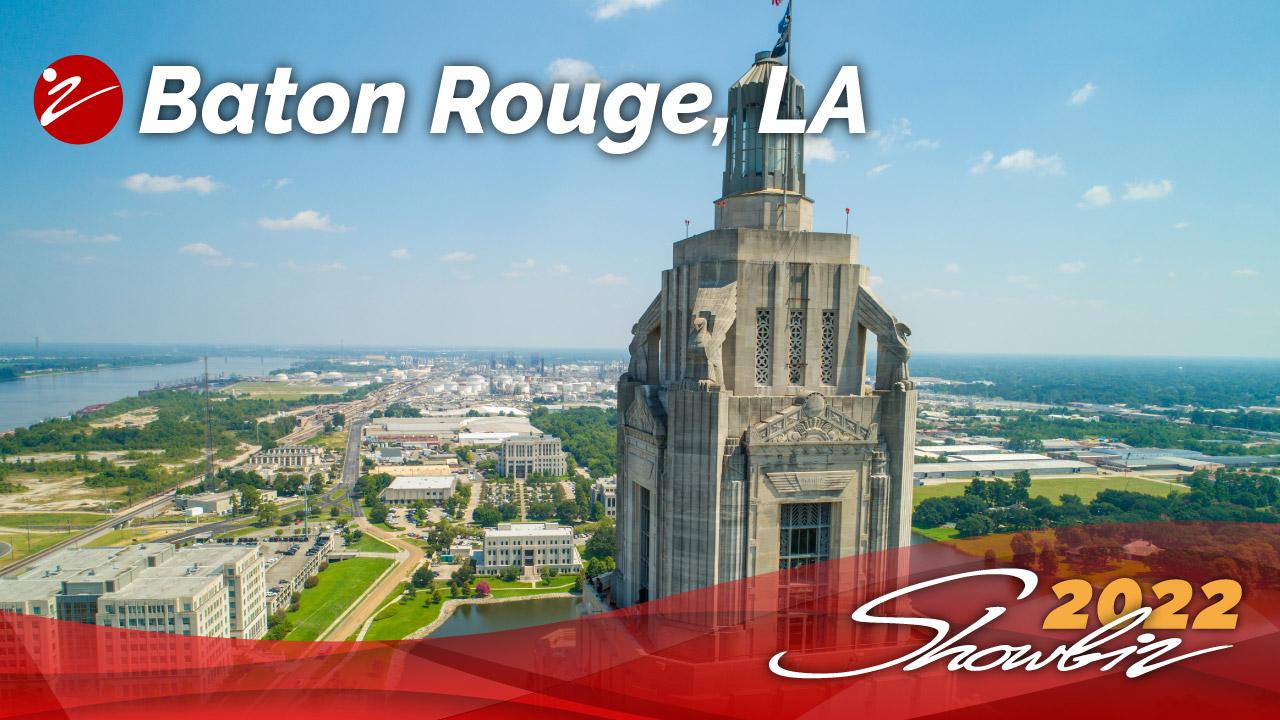 Showbiz 2022 Baton Rouge, LA Event
