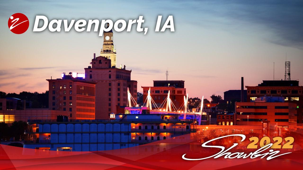 Showbiz 2022 Davenport, IA Event