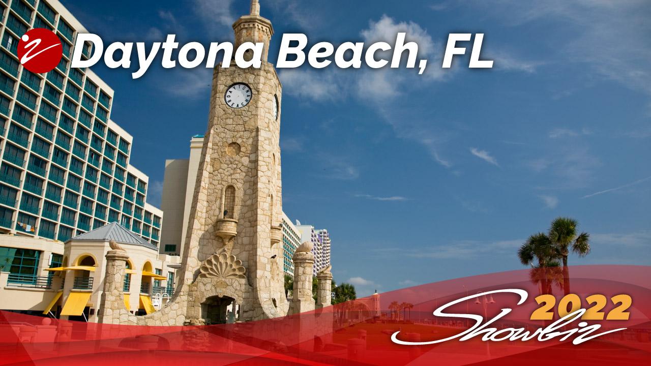 Showbiz 2022 Daytona Beach, FL Event