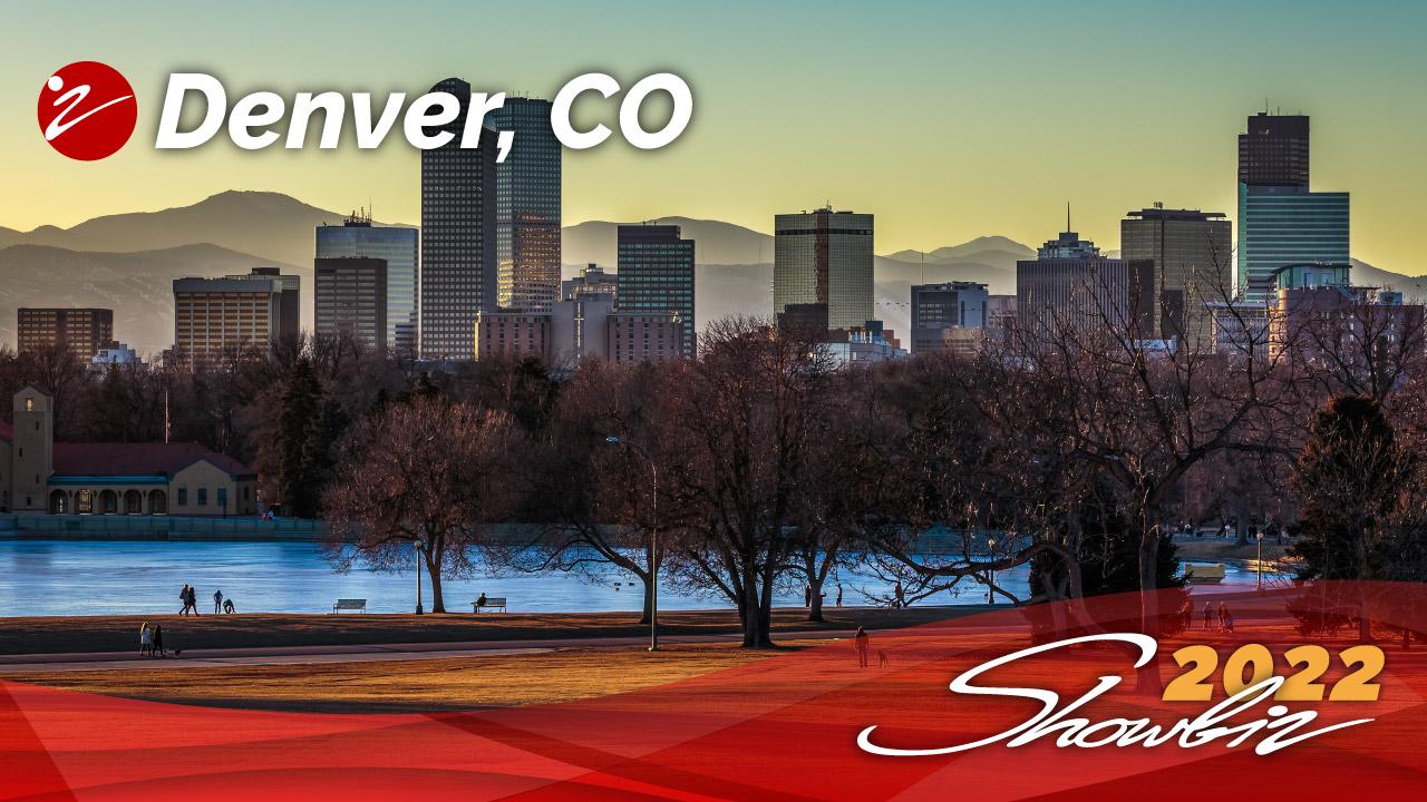Showbiz 2022 Denver, CO Event
