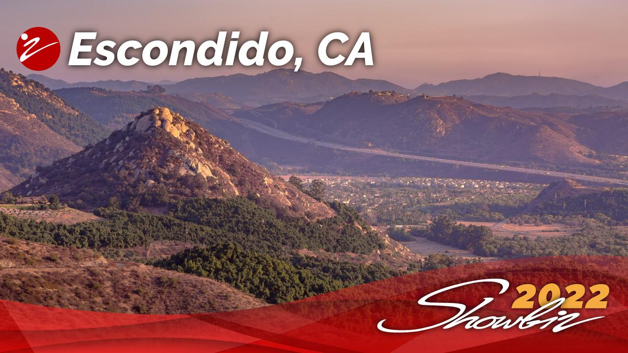 Showbiz 2022 Escondido, CA Event