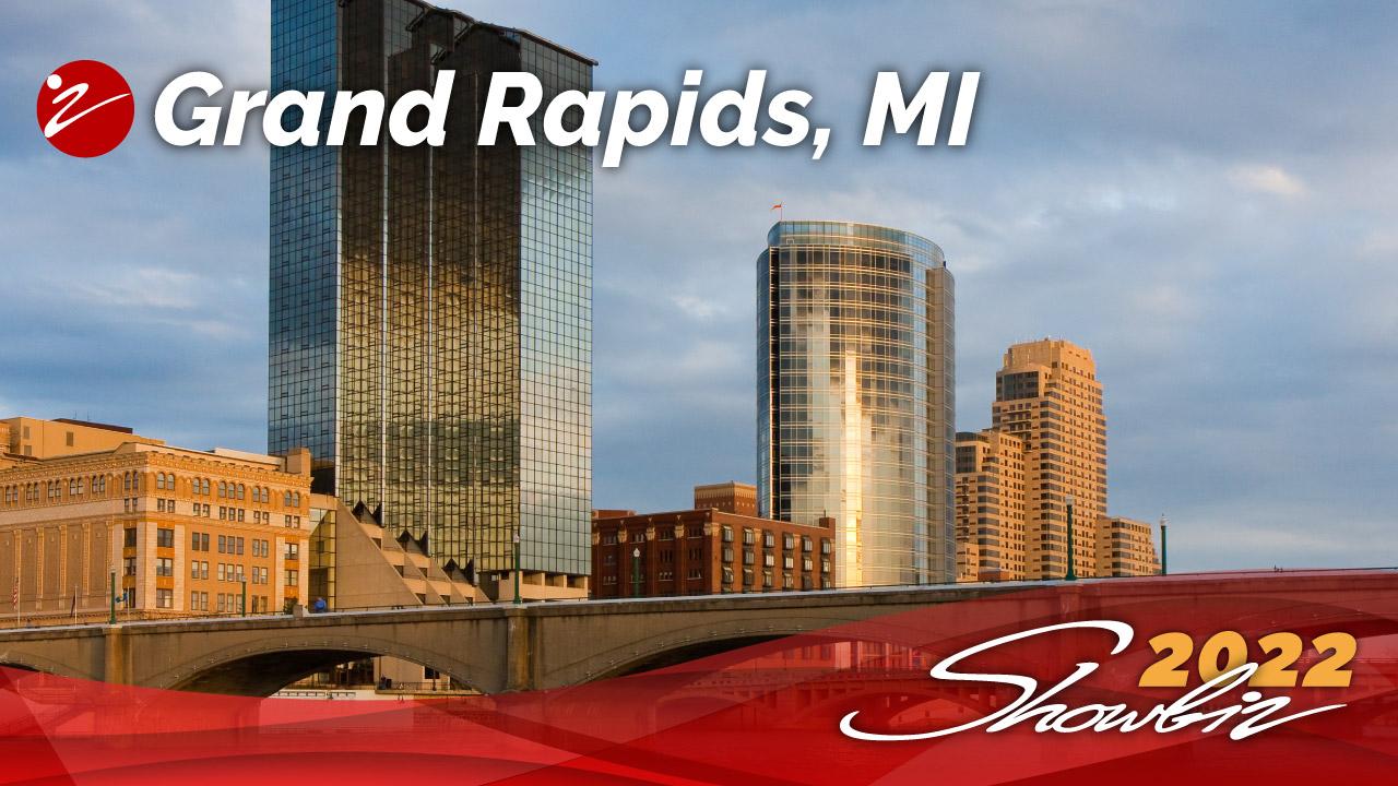 Showbiz 2022 Grand Rapids, MI Event
