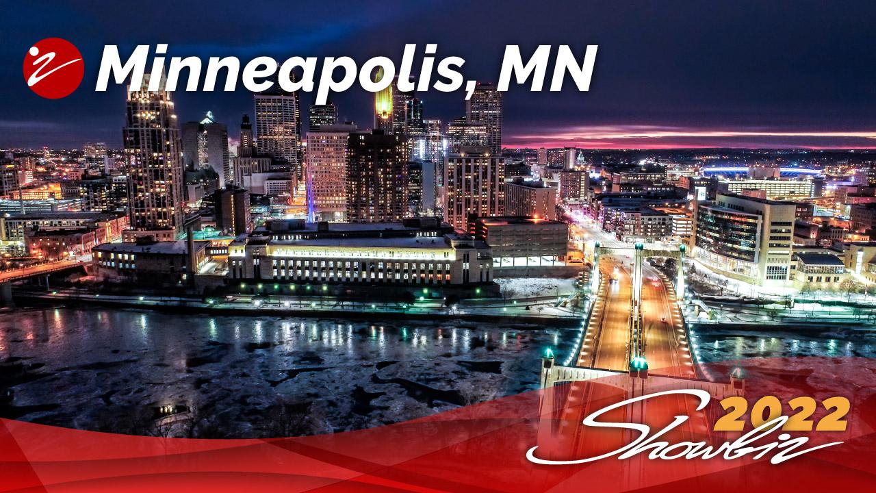 Showbiz 2022 Minneapolis, MN Event