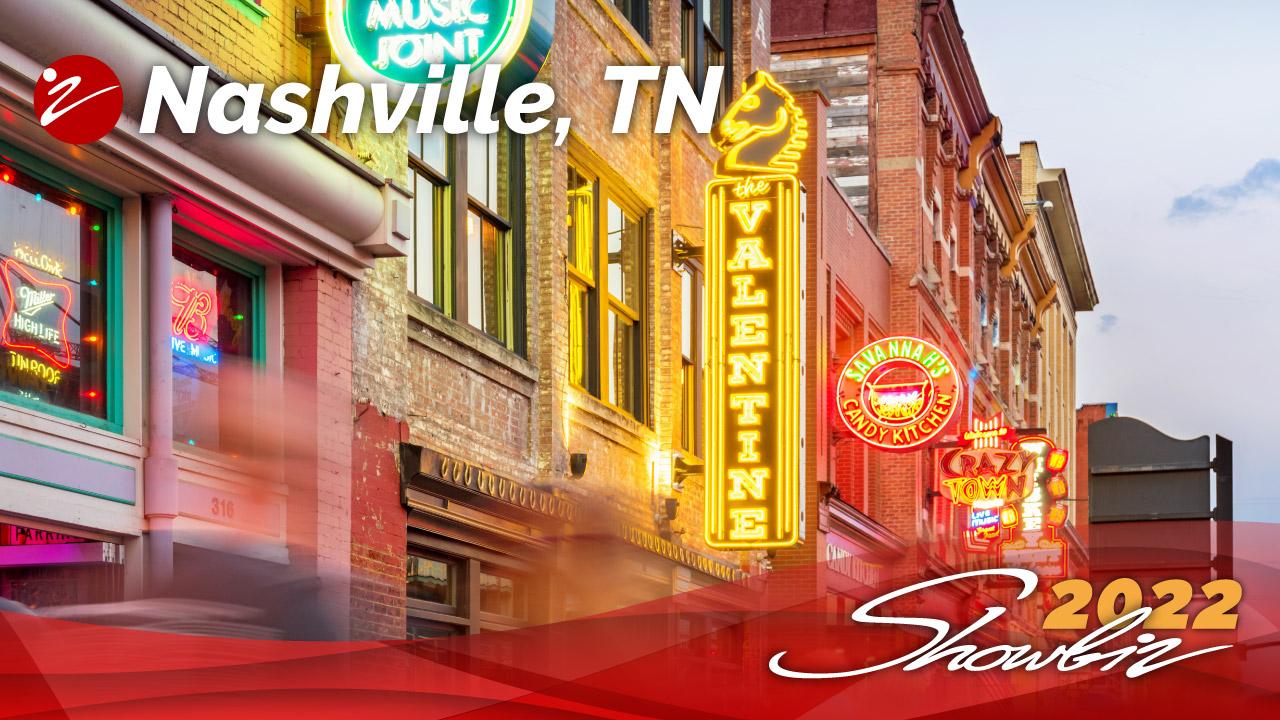 Showbiz 2022 Nashville, TN Event