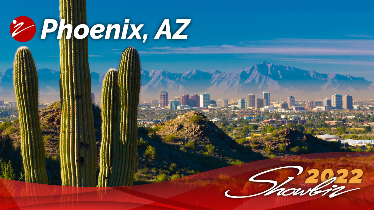 Showbiz 2022 Phoenix, AZ Event