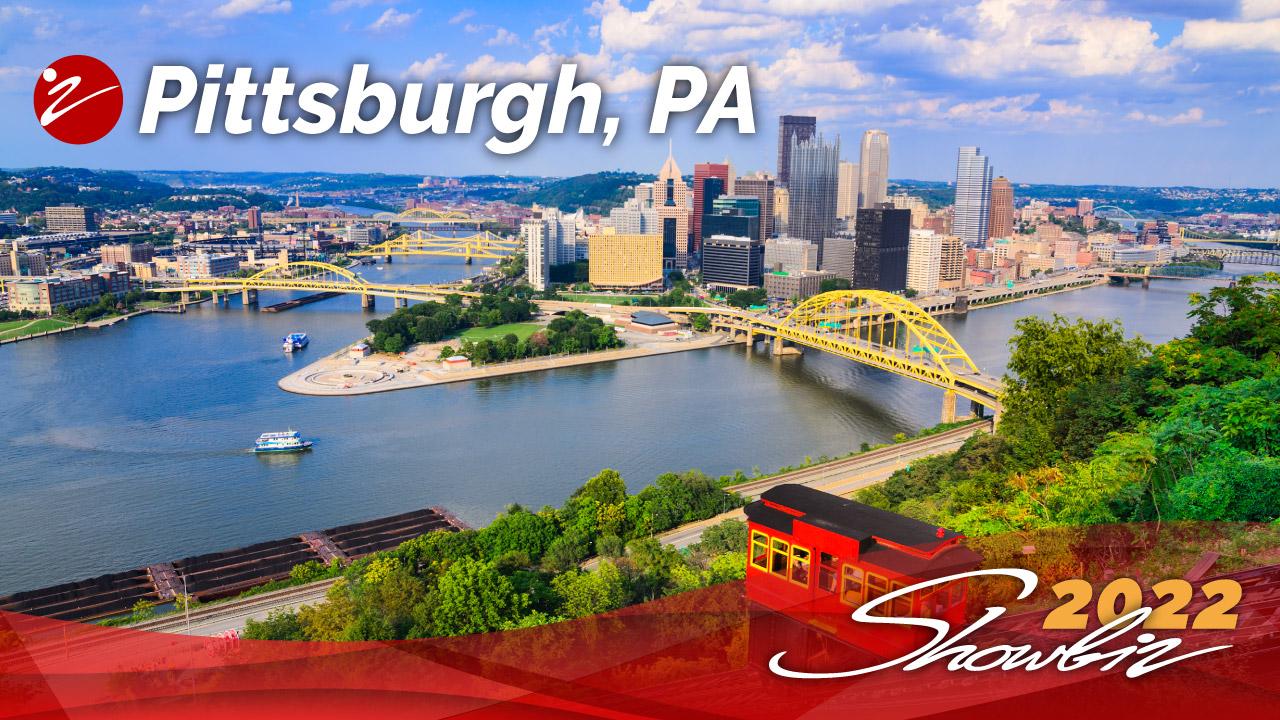 Showbiz 2022 Pittsburgh, PA Event